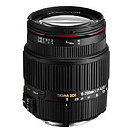SIGMA 18-200mm F3.5-6.3 II DC OS HSM monture Canon