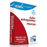Ciel Auto-Entrepreneur Premium 2012 + 1 an d'assistance téléphonique