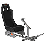 Playseats A1GP siège simulation automobile Noir Base Argent (PC/PS3/Xbox 360)