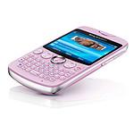 Sony Ericsson TXT Rose