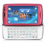 Sony Ericsson TXT Pro Rose