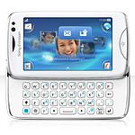 Sony Ericsson TXT Pro Blanc