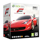 Microsoft Xbox 360 250 Go Pack Forza Motorsport 4
