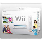 Nintendo Wii Party Pack Blanc  - Edition Family