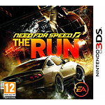 Need for Speed the Run (Nintendo 3DS)