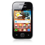 Samsung Galaxy Y GT-S5360 Gris Métal