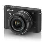 Nikon 1 J1 Noir + Objectif 1 NIKKOR VR 10-30 mm f/3.5-5.6
