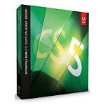 Adobe Creative Suite 5.5 Web Premium - Mise à jour depuis CS4 (français, MAC OS)