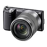 Sony NEX-5N Noir + Objectif 18-55 mm