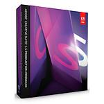 Adobe Creative Suite 5.5 Production Premium - Mise à jour depuis CS4 (français, MAC OS)