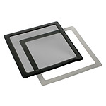 Filtro magnético cuadrado 200 mm (marco negro, filtro negro)