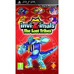 Invizimals 3 : Les tribus Perdues (PSP)