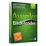 Bitdefender Antivirus Essential - Licence à vie 1 poste