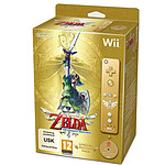 The Legend of Zelda : Skyward Sword Edition limitée avec Wiimote dorée (WII)