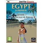 EGYPT La Prophétie - Episode 1 La malediction de Ramsès II (PC)