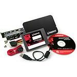 Kingston SSDNow KC100 Series 120 Go Kit Upgrade