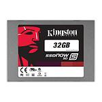 Kingston SSDNow S50 Series 32 Go