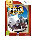 Rayman contre les Lapins ENCORE plus Crétins - Nintendo selects (Wii)