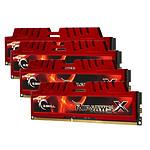 G.Skill RipJaws X Series 32 Go (4x 8Go) DDR3 1333 MHz