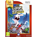 Lapins Crétins : la Grosse Aventure - Nintendo Selects (Wii)