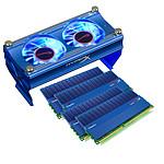 Kingston HyperX T1 8 Go (2x 4 Go) DDR3 2133 MHz + HyperX Cooling FAN