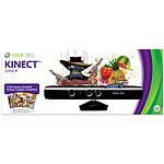Microsoft Kinect avec trois jeux (Xbox 360)