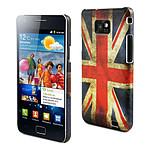 Muvit Coque rigide Royaume-Uni pour Samsung i9100 Galaxy S II
