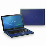 Sony VAIO CA3S1E Bleu