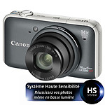 Canon Powershot SX220 HS Gris