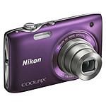 Nikon Coolpix S3100 Violet