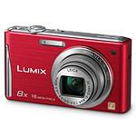 Panasonic Lumix DMC-FS35 Rouge