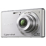 Sony CyberShot DSC-W530 Argent