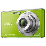 Sony CyberShot DSC-W530 Vert