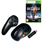 Battlefield 3 + Splitfish FragFX Shark (Xbox 360)