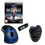Battlefield 3 + Splitfish FragFX Shark (PS3)