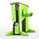Calibur 11 Coque Vault Verte (Xbox 360)
