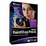 Corel PaintShop Pro X4 Ultimate (français, WINDOWS)