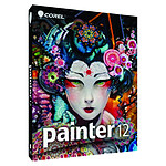 Corel Painter 12 (français, WINDOWS/MAC OS)