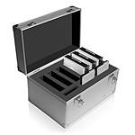 Sistema de almacenamiento para discos duros