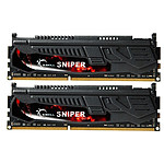 G.Skill Sniper 16 Go (2 x 8 Go) DDR3 2400 MHz CL11