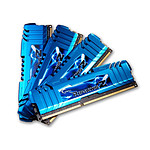 G.Skill RipJaws Z Series 16 Go (4x 4Go) DDR3 1866 MHz CL8