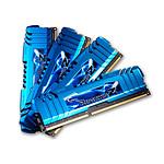 G.Skill RipJaws Z Series 16 Go (4x 4Go) DDR3 1600 MHz CL7