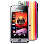 """Samsung Player One GT-S5230 """"Design Collection"""""""