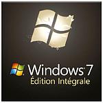Microsoft Windows 7 Edition Intégrale SP1 OEM 64 bits