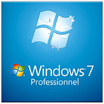 Microsoft Windows 7 Professionnel SP1 64 bits - OEM (DVD)