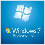 Microsoft Windows 7 Professionnel SP1 64 bits - OEM (DVD)