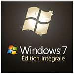 Microsoft Windows 7 Edition Intégrale OEM 32 bits