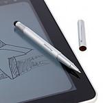 Bluestork STYL-PAD - Stylet pour écrans tactiles et stylo bille