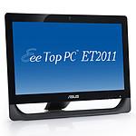 ASUS EeeTop PC ET2011AGT-B017E Noir