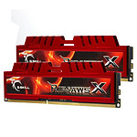 G.Skill RipJaws X Series 16 Go (2 x 8Go) DDR3 1866 MHz CL10